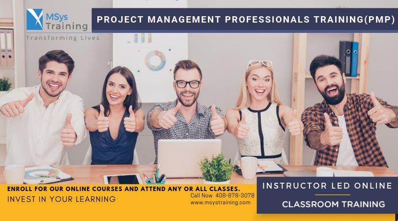 PMP (Project Management) Certification Training In Chandler AZ