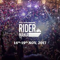 Royal Enfield Rider Mania 2017