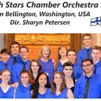 North Stars Chember Orchestra from Bellington Washington USA