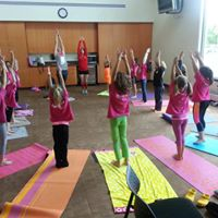 Learn to Teach Kids Yoga with Carrie Rice