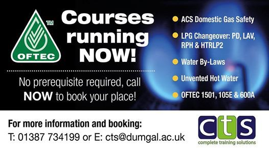 ACS initial Gas Training and Assessment