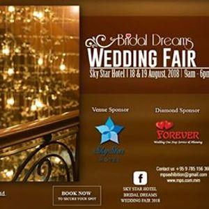 Sky Star Hotel Bridal Dreams Wedding Fair 2018