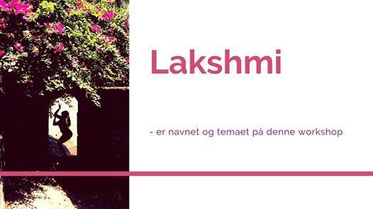 Lakshmi - workshop med Julie 3
