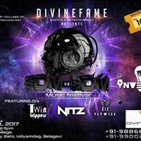 DJ NIGHT- Divinefame Music festival