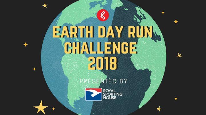 Earth Day Run Challenge 2018