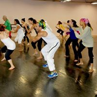 Samba Reggae Dance with Slleyk