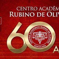 Festival Dos 60 Anos Do Centro Acadmico Rubino De Oliveira