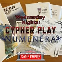 Cypher Play Numenera
