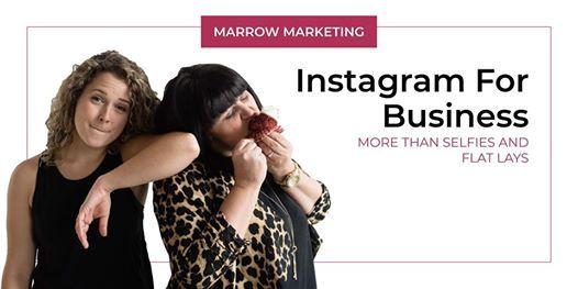 Instagram for Business in 2019 at Venn Innovation, Moncton