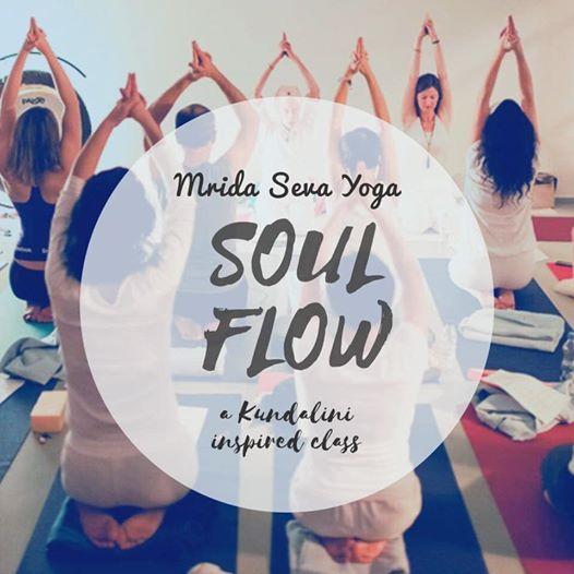 Soul Flow Kundalini inspired vinyasa