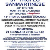 37 Trofeo Sanmartinese