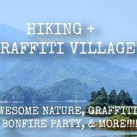Lets gohiking  Graffiti village (create your own graffiti)