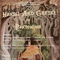 Hansel &amp Gretel The Pantomime