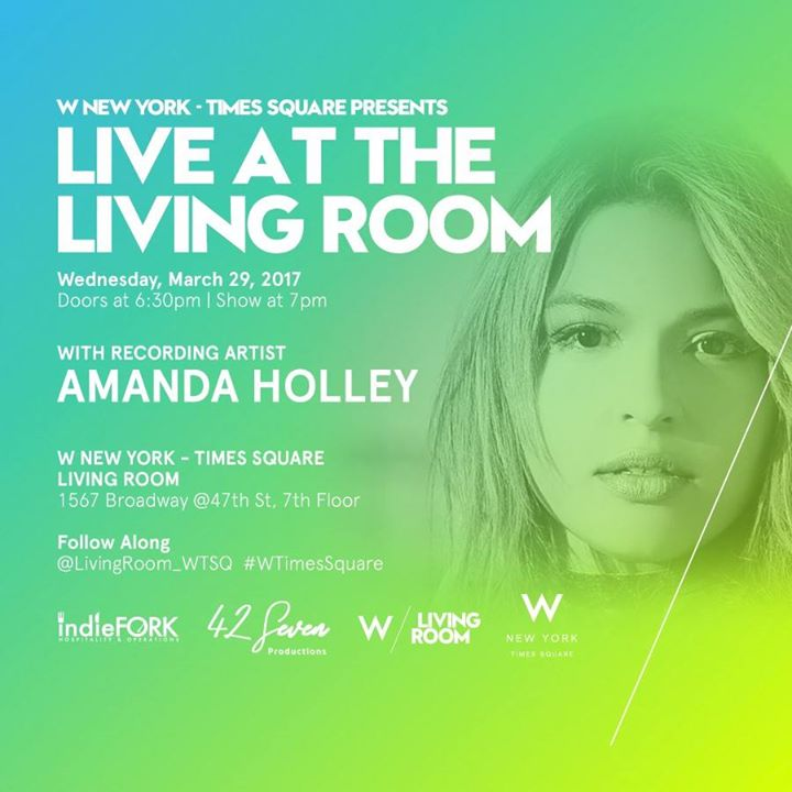 Living Room 1567 Broadway live at the living room : amanda holley | new york