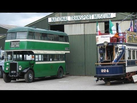 CILT Ireland Eastern Section Family Event National Transport Museum Howth