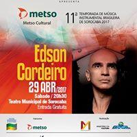 Edson Cordeiro - Metso Cultural 2017