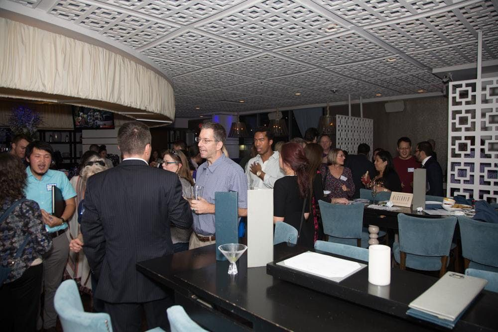 LinkedIn Local Austin Networking at iPic Theater 600 PM