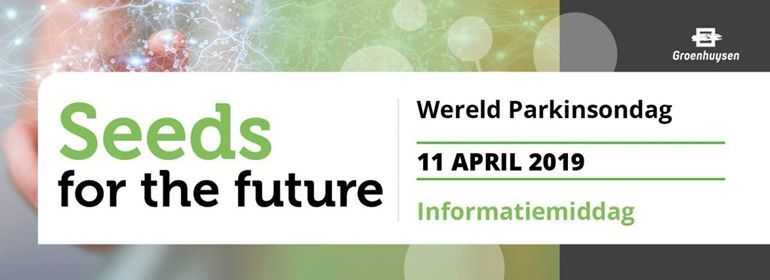 Informatiemiddag - Seeds for the future