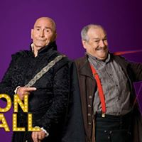 Cannon &amp Ball with The Harper Brothers