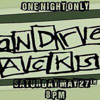 Bandrew Jackson  Live in Concert