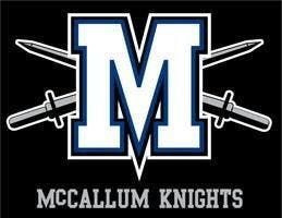 McCallum Cheer Winter Camp