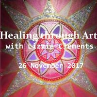 Healing Through Art with Lizzie Clements