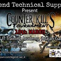 Counter KllS Tournament
