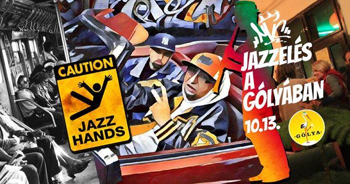 Jazz & HipHop a Glyban - Rcz Elemr Freestyle