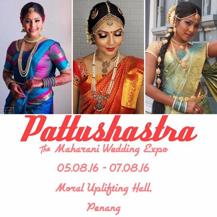 Maharani Wedding | Pattushastra At Maharani Wedding Expo George Town