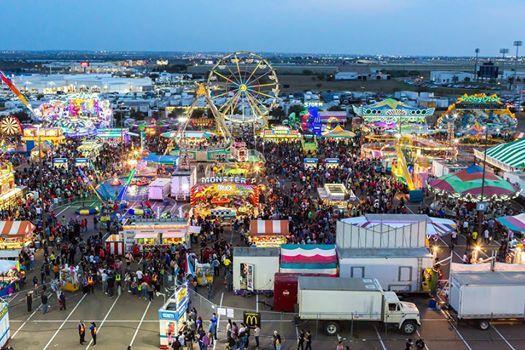 WBCA Carnival Sponsored by McDonalds of Laredo