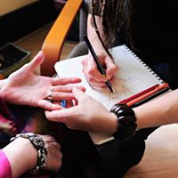 Palmistry Readings at the Wellness Cafe
