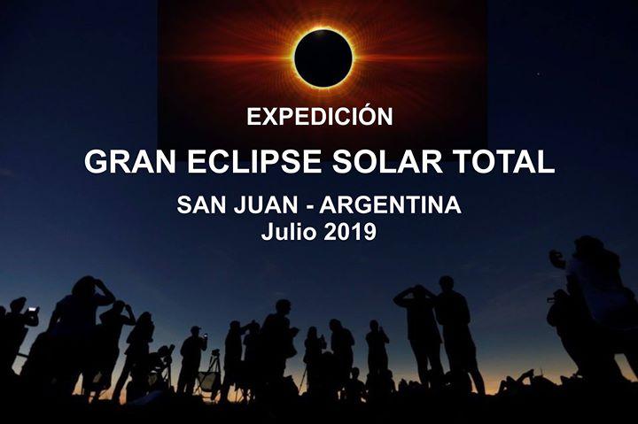 eclipse en julio 2019