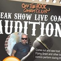 FreakShow Radio Open Mic Night