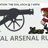 Royal Arsenal Rugby Group Xmas Social