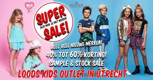 Super Sale met veel nieuwe merken - LOODS Utrecht