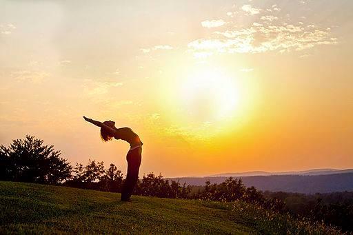 Ashtanga yoga au parc Longchamp