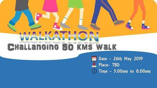Walkathon - 50 kms