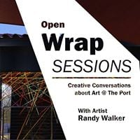 Open Sessions with artist Randy Walker