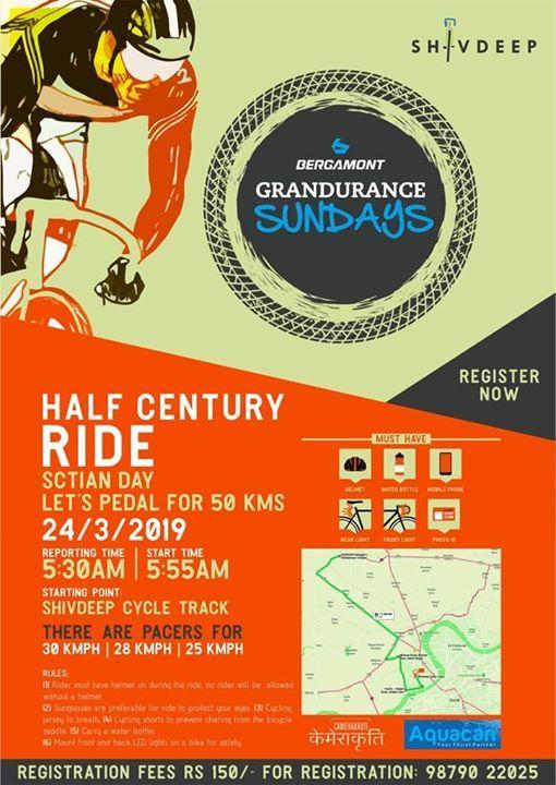 Half Century Ride
