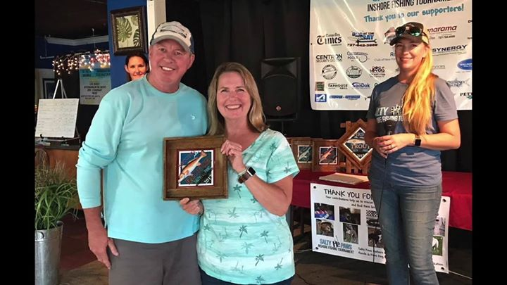 Salty Paws Inshore Fishing Tournament