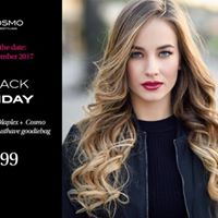 Black Friday Event  Cosmo Hairstyling Alkmaar