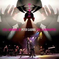 Projekcija koncerta Peter Gabriel