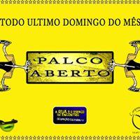 Palco Aberto