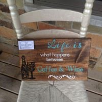 Lauras DIY Rustic Sign Workshop