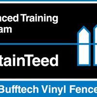 CertainTeed Bufftech Vinyl Fence Advanced Training Program