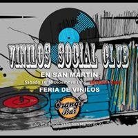 Vinilos Social Club En San Martn