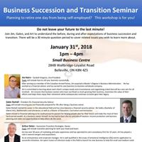 Business Succession and Transition Seminar