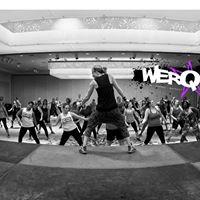 SweatworkingWeek WERQ Class with Haley Stone