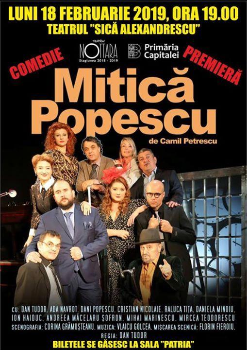 PREMIERA-MITICA POPESCU-BRASOV