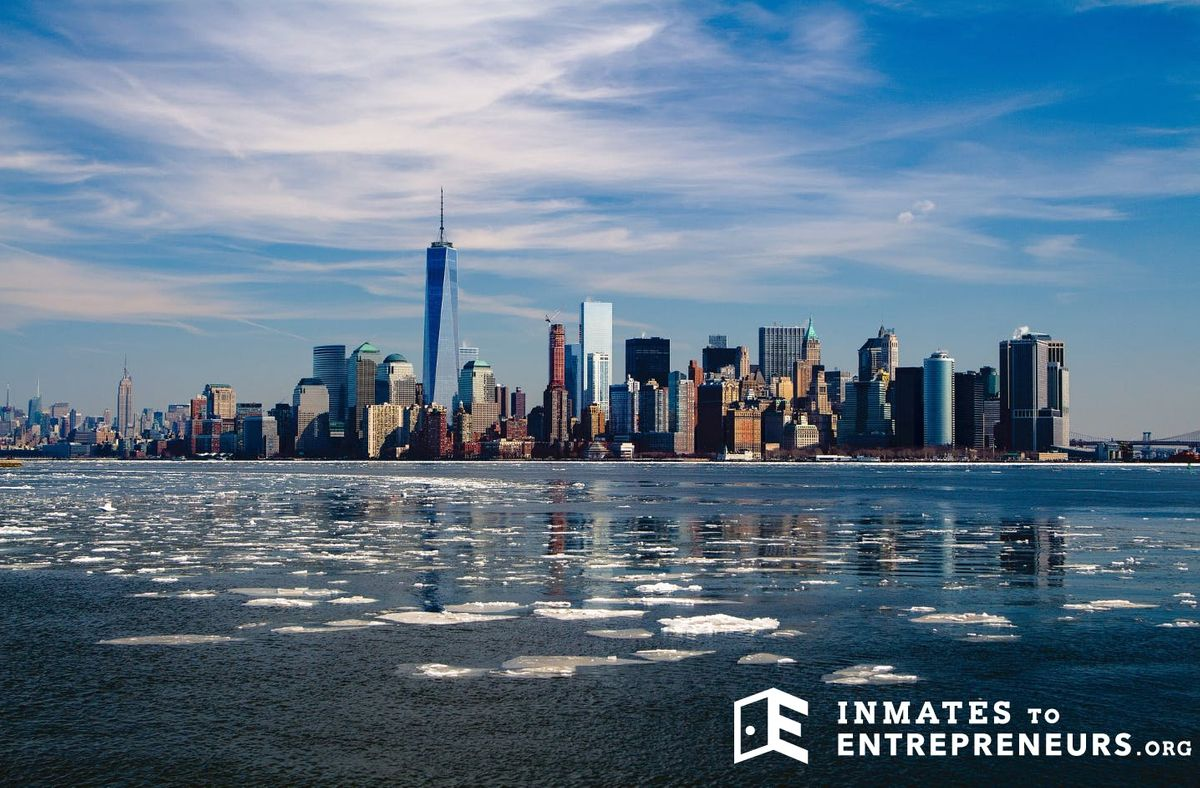 Inmates to Entrepreneurs New York One-Day Event